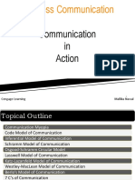 Chapter 2 - Communication in Action