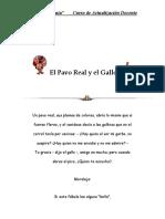 CUENTOS - El Pavo Real y el Gallo.docx