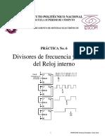 06 FPGA Divisores de Frecuencia CLK