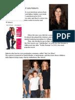 Text - The Life of Julia Roberts