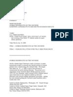 Official NASA Communication m00-015