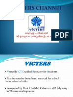 Victers Channel