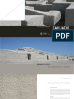 Cahuachi Capital Teocratica Nasca - Tomo II