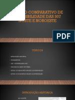 Estudo Comparativo de Acessibilidade Das 307 Norte e