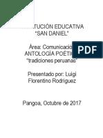 Luigi Florentino r. Antologia Poetica