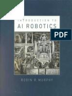 Robin R. Murphy - An Introduction to AI Robotics