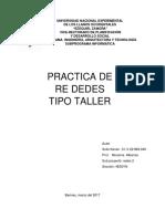 Practica de Redes Tipo Taller