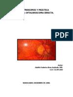 Brea-Andrade. Principios y Práctica de la Oftalmoscopia Directa