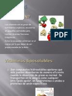 VITAMINAS BIOLOGIA PSIC2
