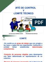 1.-Comite de Control y Tecnico