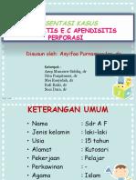 125090170 Preskas Peritonitis Ec Apendisitis Perforasi