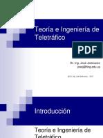 3. Teoria de Teletrafico (Presentacion)