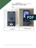 Huong Dan Su Dung W995 Test Call-Data