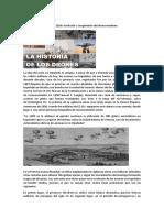 Historia de Los Drones
