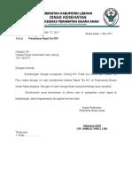 Surat Permintaan Rapid Tes Hiv