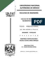 Proyecto Investigacion de Reserva