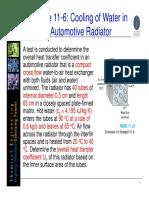 Lecture 20 Heat Exchangers Part III