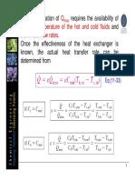 Lecture 21 Heat Exchangers Part IV