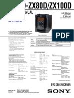 HCD-ZX80D-ZX100D