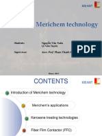 Introduction to Merichem Technology