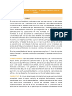Equilibrio Internacional Regímenes y Determinacion de Los Tipos de Cambio