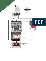 Diagrama electrico de un tablero para bombas.docx