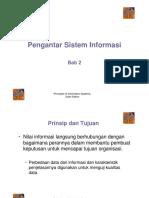 SI4 Pengantar Sistem Informasi