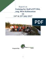 Report on Training IOI_GEC_2017