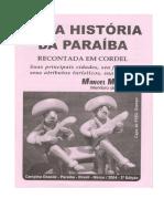 Nova História Da Paraíba Em Cordel