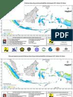 9. Peta Sumber Dan Bahaya Gempa Indonesia 2017