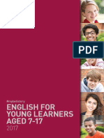 BELL - Young Learners Brochure 2017