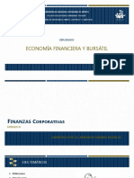 Lectura. Finanzas Corporativas Presentacion Diplomado