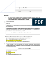 Ejercicios PSU Guía