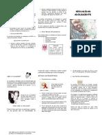 triptico Metodos anticonceptivos