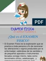 Examen Fisico Present