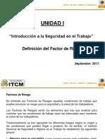 Unidad 1 Introducción a la Seguridad en el Trabajo(1).ppt