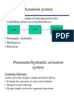 Chapter 5 Pneumatic and Hydraulic Actuation Systems