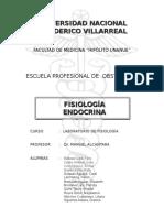Informe de Laboratorio de Fisiologia Capítulo Endocrino (1)