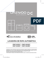 Manual de Usuario Dwf Dg32 Dg36 Serie Bd4