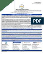 Corporate Debt Restructuring - JMFL