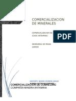 Comercialización Del Plomo-Victor Incadoc