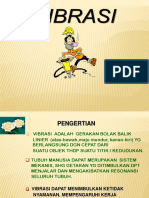 VIBRASI Teknisi 2013