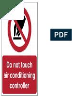 do not touc aircon.docx