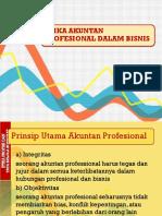 Etika Akuntan Profesional Dalam Bisnis