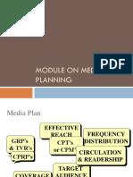 Media Planning Basic