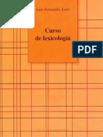 Lara, Luis Fernando. Curso de Lexicología. Colmex.pdf