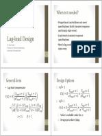RLLag-leadDesign