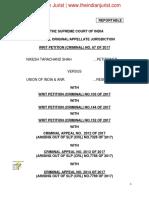 PMLA Act Decision