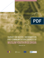 Survey on Needs, Information and Communication (1)