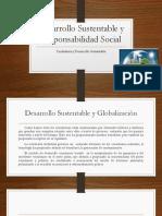 Desarrollo Sustentable y Globalizacion